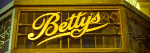 Betty's, جبال الألب السويسرية في قلب ريف الشمال الانجليزي!