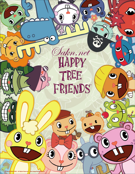 Happy tree Friends xvid dvdrip preview 0