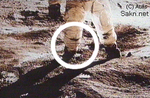 هبوط الانسان على القمر حقيقة ام اكذوبة؟ Moon12
