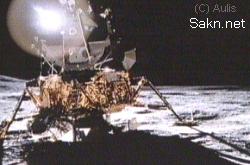 هبوط الانسان على القمر حقيقة ام اكذوبة؟ Moon6