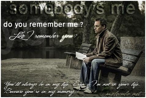 اذكرهم.. يذكروني؟
