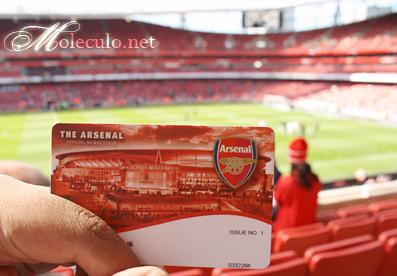 . Viva Arsenal .